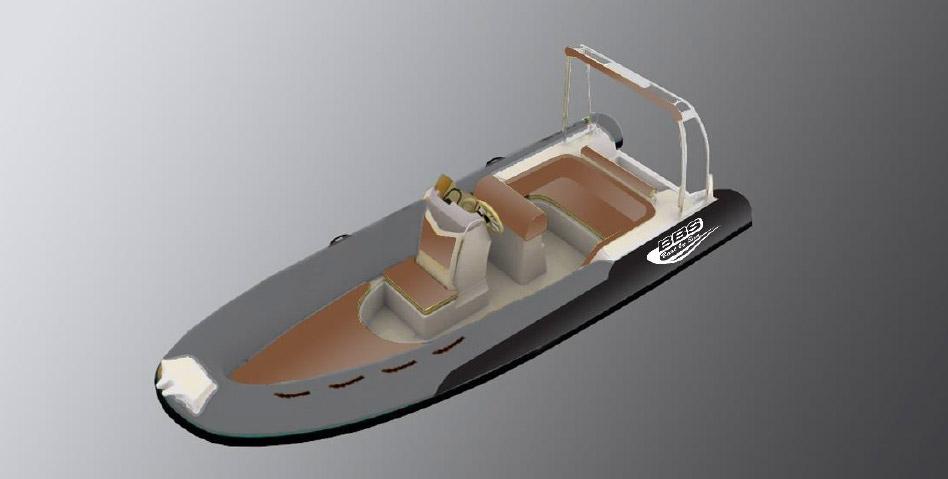vente bateau hyères