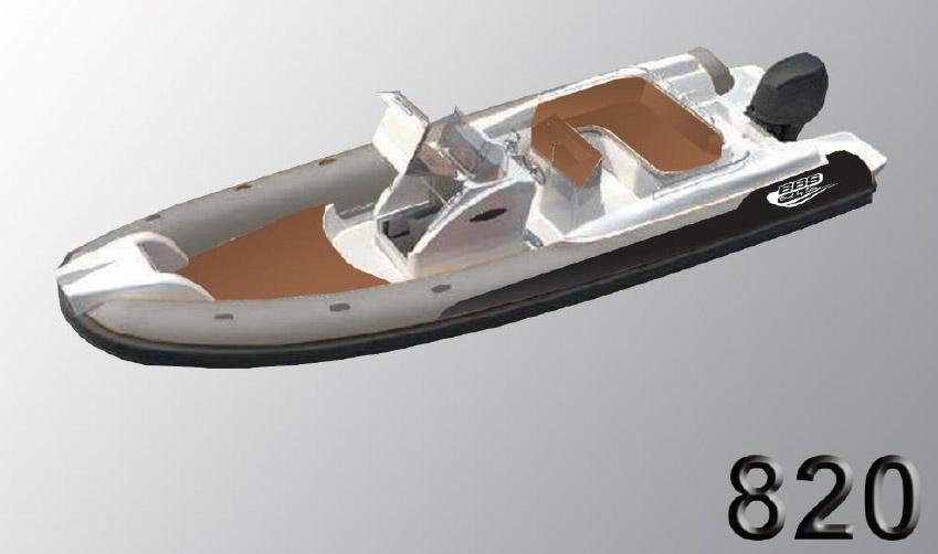 bateau semi-rigide neuf en vente hyères