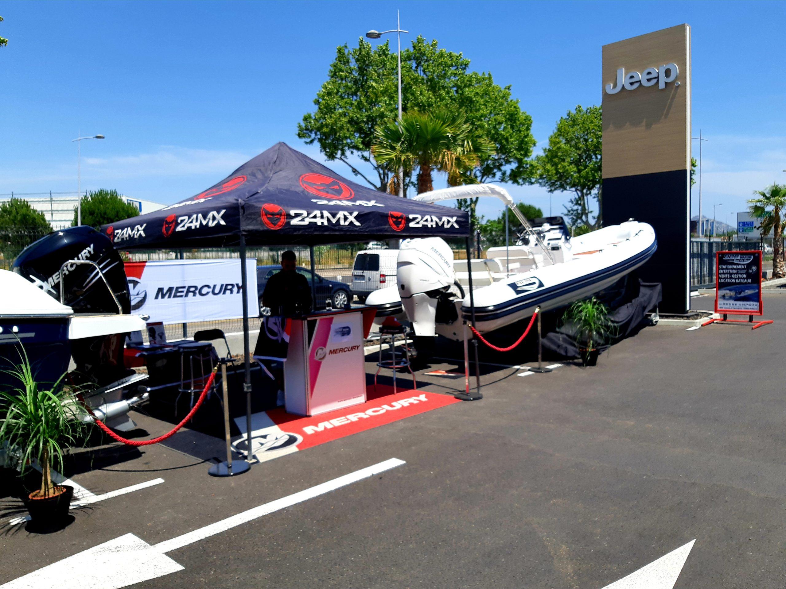 BBS Marine était présent aux journées portes ouvertes Mercedes du 15 et 16 juin 2019 à Omnium Garage de La Garde. Nous avons eu le plaisir de vous présenter nos modèles de bateaux et moteurs neufs et d'occasions.