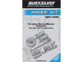 Kit Anodes MERCURY pour VERADO L6