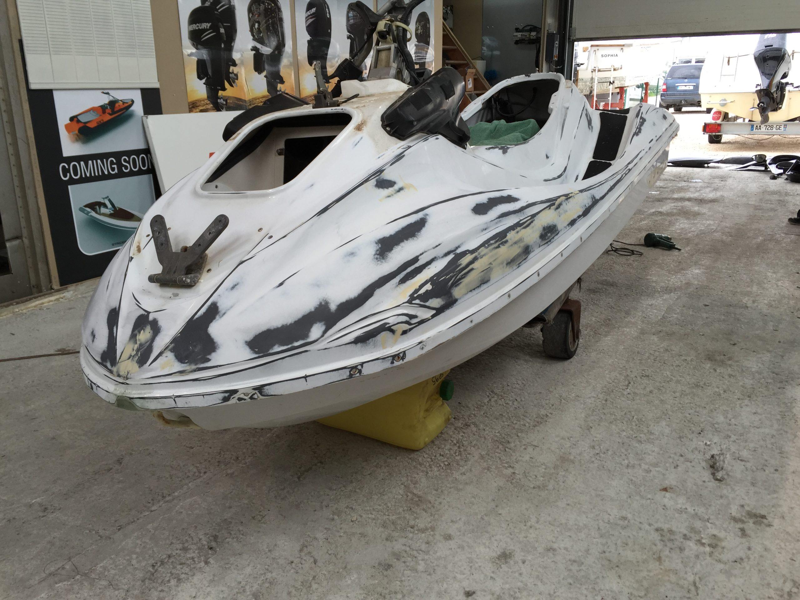 Entretien et réparation bateau à Hyères (83)