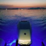 Projecteur sous-marin LED pour bateau