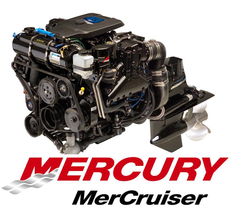 Pièces détachées pour Moteur Mercury-Mercruiser