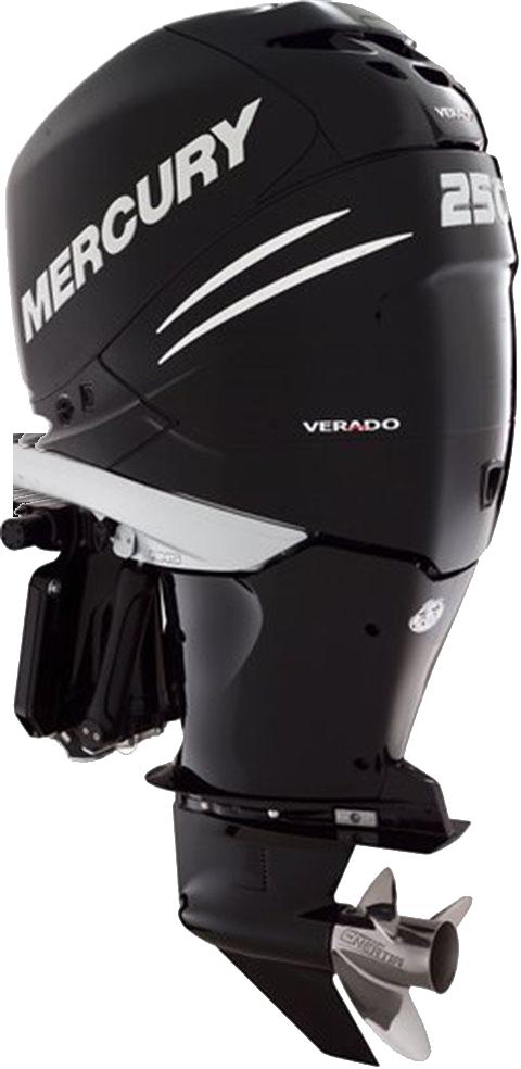 Moteur Hors-bord Mercury Verado 250 cv neuf à vendre