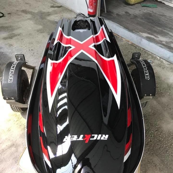 Customisation Jet-ski