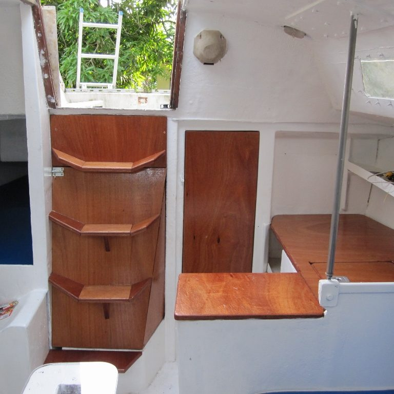 BBS Marine améliore le confort et optimise l'espace de votre bateau