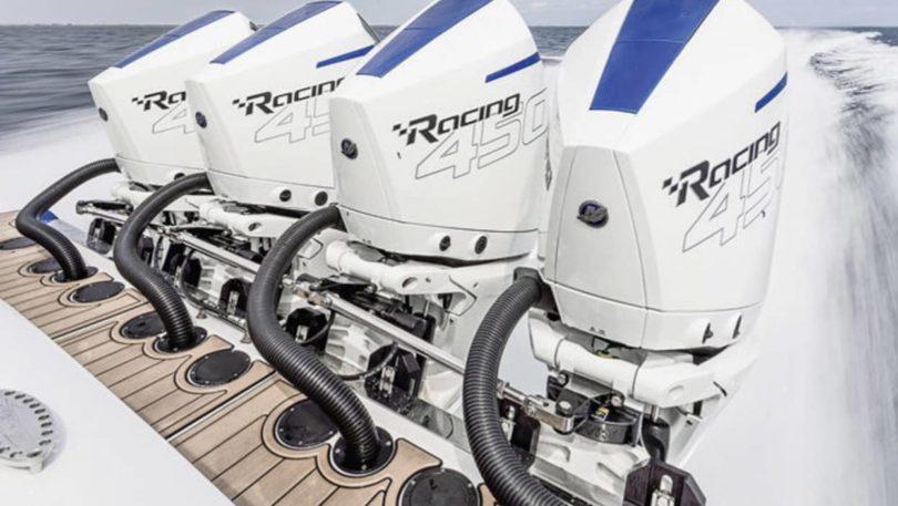 Mercury® Racing 450R