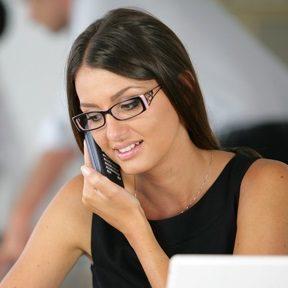 acceuil, conseil et suivi des clients