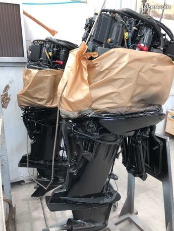 Vente d'occasion : Bi moteur mercury verado 200cv 6 cylindres