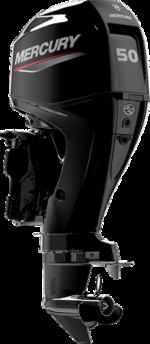 50 ch EFI Moteur hors-bord Mercury neuf à vendre