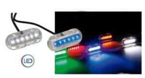 LED sous-marin