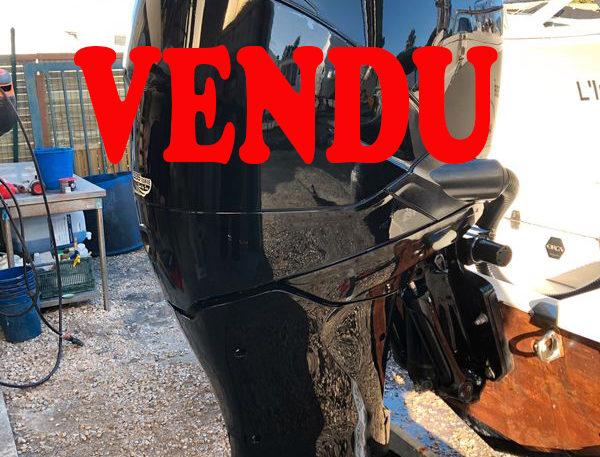 Vente d'occasion : Moteur Mercury verado 250cv