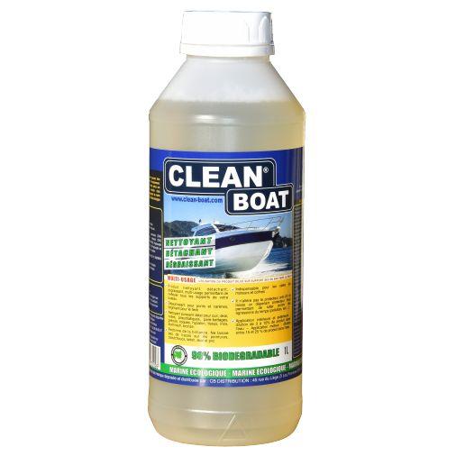 CleanBoat – Produit nettoyant bateau
