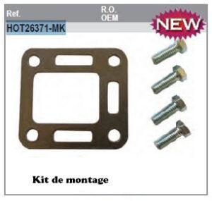 Kit de montage collecteur pour mercruiser GM181 140 CV 4 CYLINDRES
