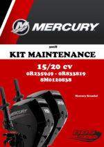 KIT ENTRETIEN MERCURY 300H 15/20cv