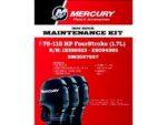 KIT ENTRETIEN MERCURY 300H 75-115cv 4T