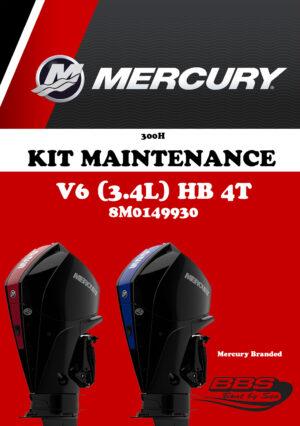 KIT ENTRETIEN MERCURY 300H V6