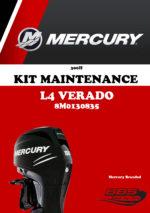 KIT ENTRETIEN MERCURY 300H L4 VERADO