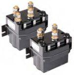 Boîte relais guindeau 12V