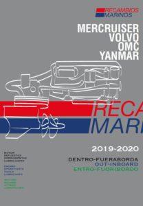Pièces détachées adaptables pour moteurs Inboard MERCRUISER VOLVO OMC YANMAR